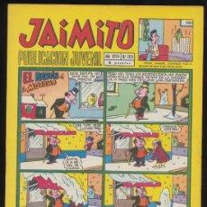 Tebeos: JAIMITO Nº 1155. VALENCIANA 1945.. Lote 19928145