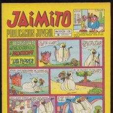 Tebeos: JAIMITO Nº 1120. VALENCIANA 1945. ¡IMPECABLE!. Lote 19928261