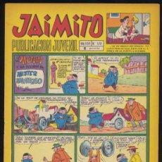 Tebeos: JAIMITO Nº 1113. VALENCIANA 1945.. Lote 19928353