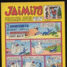 Tebeos: JAIMITO Nº 1100. VALENCIANA 1945. ¡IMPECABLE!. Lote 19928449