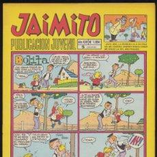 Tebeos: JAIMITO Nº 1094. VALENCIANA 1945.. Lote 19928522