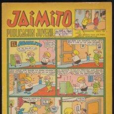 Tebeos: JAIMITO Nº 1049. VALENCIANA 1945. CON UNA AVENTURA DE AMBRÓS.. Lote 19929782
