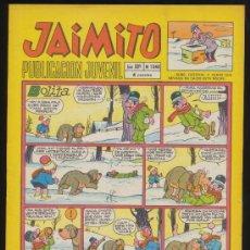 Tebeos: JAIMITO Nº 1048. VALENCIANA 1945. CON UNA AVENTURA DE AMBRÓS.. Lote 19929796