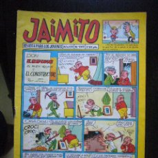 Tebeos: JAIMITO Nº 849 1966 ..................C7 EAC. Lote 25028325