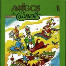 Tebeos: AMIGOS DE J. SANCHIS - Nº 1 - PUMBY. Lote 20150246