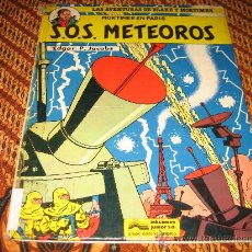 Tebeos: BLAKE Y MORTIMER - S.O.S. METEOROS. Lote 26881230