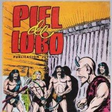 Tebeos: PIEL DE LOBO Nº 14. VALENCIANA 1980.. Lote 20250786