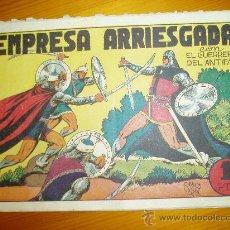 Tebeos: EL GUERRERO DEL ANTIFAZ Nº 42. 1 PTA. ORIGINAL. VALENCIANA.. Lote 20260221