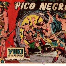Tebeos: YUKI (EL TEMERARIO) Nº 37. Lote 20293116