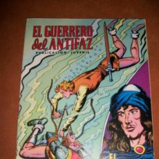 Tebeos: EL GUERRERO DEL ANTIFAZ N º 35 EDITORIAL VALENCIANA COLOR. Lote 20555102