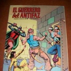 Livros de Banda Desenhada: EL GUERRERO DEL ANTIFAZ N º 86 EDITORIAL VALENCIANA COLOR . Lote 20566359