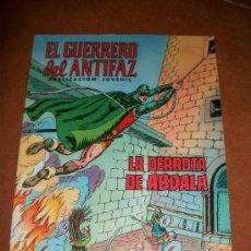 Tebeos: EL GUERRERO DEL ANTIFAZ N º 98 EDITORIAL VALENCIANA COLOR . Lote 20566480
