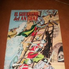 Tebeos: EL GUERRERO DEL ANTIFAZ N º 137 EDITORIAL VALENCIANA COLOR . Lote 20566672
