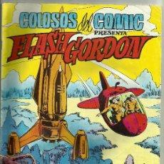 Tebeos: COLOSOS DEL COMIC -FLASH GORDON .EL PLANETA KROGIUS -Nº 49 ,1980. Lote 23710985