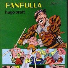 Tebeos: PRATT HUGO FANFULLA AÑO 1983 EDITORIAL VALENCIANA. Lote 142559058