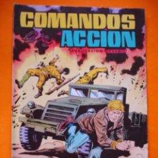 Tebeos: COMANDOS ACCION Nº 32 ¡ SABOTAJE ! EDITORA VALENCIANA 1981 .. Lote 20674906