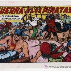 Tebeos: EL ESPADACHÍN ENMASCARADO Nº 22.VALENCIANA 1981. TOMO CON TRES NÚMEROS DE LA COLECCIÓN.. Lote 20669921