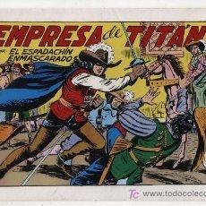 Tebeos: EL ESPADACHÍN ENMASCARADO Nº 21.VALENCIANA 1981. TOMO CON TRES NÚMEROS DE LA COLECCIÓN.. Lote 20669936