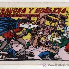 Tebeos: EL ESPADACHÍN ENMASCARADO Nº 58. VALENCIANA 1981. TOMO CON TRES NÚMEROS DE LA COLECCIÓN.. Lote 20670216