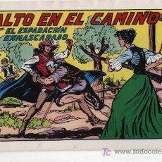 Tebeos: EL ESPADACHÍN EMASCARADO. Nº 61. VALENCIANA 1981. TOMO CON TRES NÚMEROS DE LA COLECCIÓN. Lote 20688397