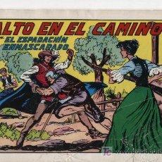 Tebeos: EL ESPADACHÍN EMASCARADO. Nº 61. VALENCIANA 1981. TOMO CON TRES NÚMEROS DE LA COLECCIÓN. Lote 20688416