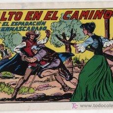 Tebeos: EL ESPADACHÍN EMASCARADO. Nº 61. VALENCIANA 1981. TOMO CON TRES NÚMEROS DE LA COLECCIÓN. Lote 20688423