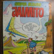Tebeos: SUPER ALBUM JAIMITO NUMERO 10 - EDITORA VALENCIANA. Lote 20776111