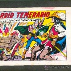 Tebeos: EL ESPADACHÍN ENMASCARADO Nº 49, AÑO 1981,EDITORIAL VALENCIANA. Lote 21126848