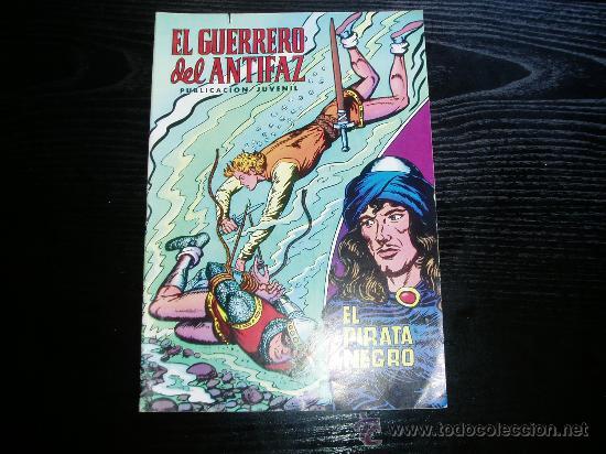 EL GUERRERO DEL ANTIFAZ Nº 35 VALENCIANA COLOR (Tebeos y Comics - Valenciana - Guerrero del Antifaz)