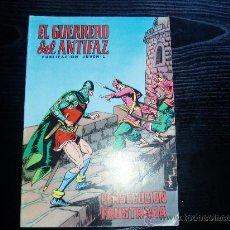 Tebeos: EL GUERRERO DEL ANTIFAZ Nº 78 VALENCIANA COLOR . Lote 21225432