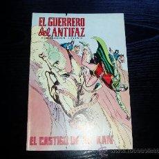 Tebeos: EL GUERRERO DEL ANTIFAZ Nº 196 VALENCIANA COLOR . Lote 21228501