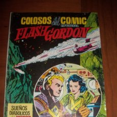 Tebeos: COLOSOS DEL COMIC PRESENTA A FLASH GORDON Nº 10 EDITORIAL VALENCIANA 1980. Lote 21251480