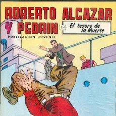 Tebeos: ROBERT ALCAZAR Y PEDRÍN Nº 221,2ª ÉPOCA,VALENCIANA COLOR. Lote 21317347