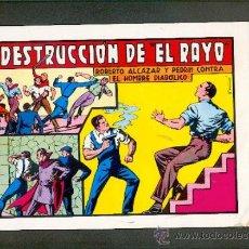Tebeos: ROBERT ALCAZAR Y PEDRÍN Nº 52,AÑO 1981,EDITORIAL VALENCIANA. Lote 21317415