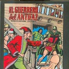 Tebeos: EL GUERRERO DEL ANTIFAZ Nº 87,VALENCIANA COLOR. Lote 21322405