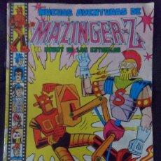 Tebeos: NUEVAS AVENTURAS DE MAZINGER Z, EL ROBOT DE LAS ESTRELLAS - Nº 13. Lote 24320032