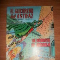 Tebeos: EL GUERRERO DEL ANTIFAZ N º 98 EDITORIAL VALENCIANA COLOR . Lote 21401455