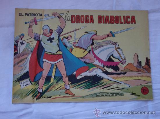 PATRIOTA Nº6 ORIGINAL (Tebeos y Comics - Valenciana - Otros)