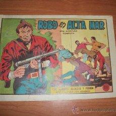 Tebeos: ROBERTO ALCAZAR Y PEDRIN Nº 487 EDITORIAL VALENCIANA ORIGINAL . Lote 22102987