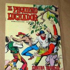 Tebeos: EL PEQUEÑO LUCHADOR Nº 73. CONTRA FRANCIS PUÑALES. MANUEL GAGO. VALENCIANA 1978. PALOP.. Lote 26609100
