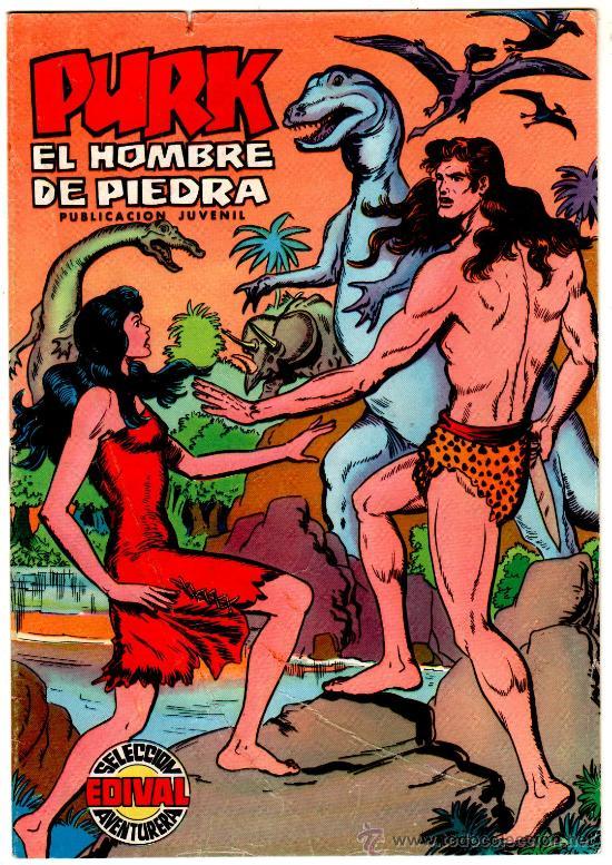PURK EL HOBRE DE PIEDRA, VALENCIANA, LOTE DE 71 NºS, VER IMAGENES Y LISTADO (Tebeos y Comics - Valenciana - Purk, el Hombre de Piedra)