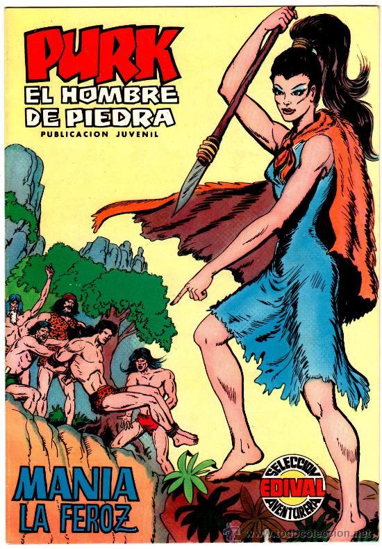 PURK EL HOBRE DE PIEDRA, VALENCIANA, LOTE DE 27 NºS, VER IMAGENES Y LISTADO (Tebeos y Comics - Valenciana - Purk, el Hombre de Piedra)