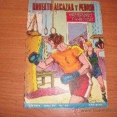 Tebeos: ROBERTO ALCAZAR Y PEDRIN EXTRA Nº 60 EDITORIAL VALENCIANA. Lote 26639511