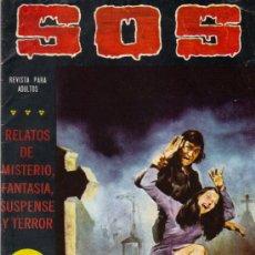 Tebeos: SOS Nº 7 II EPOCA - ED.VALENCIANA 10/01/1981. Lote 22368726