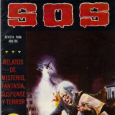 Tebeos: SOS Nº 9 II EPOCA - ED.VALENCIANA 07/02/1981. Lote 22368752