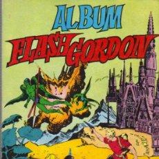 Tebeos: ALBUM FLASH GORDON TOMO 3 - ED.VALENCIANA 1980. Lote 22490679
