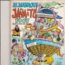 Tebeos: ALMANAQUE DE JAIMITO 1967. Lote 22492496