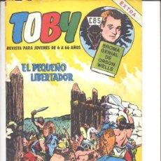 Tebeos: TOBY REVISTAS PARA JOVENES DE 6 A 66 AÑOS 16 EXTRA. Lote 22477217