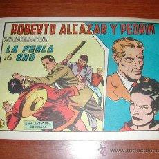 Tebeos: ROBERTO ALCAZAR Y PEDRÍN Nº 1119 TITULO: LA PERLA DE ORO. Lote 27105256