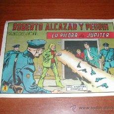 Tebeos: ROBERTO ALCAZAR Y PEDRÍN Nº 1172 TITULO: LA PIEDRA DE JUPITER. Lote 23826760